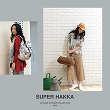 SUPER HAKKA AUTUMN & WINTER COLLECTION 2016
