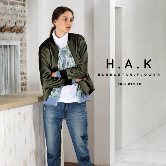 H.A.K 2016 WINTER COLLECTION