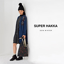 SUPER HAKKA 2016 WINTER COLLECTION