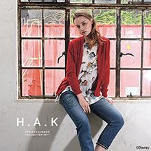 H.A.K SPRING & SUMMER COLLECTION 2017