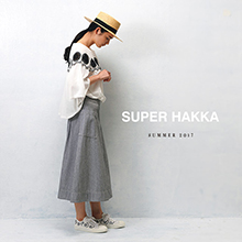 SUPER HAKKA SUMMER 2017