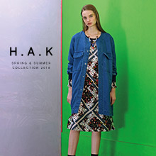 H.A.K SPRING & SUMMER COLLECTION 2018