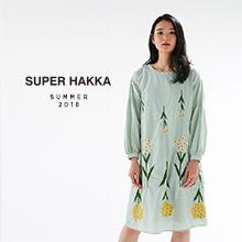 SUPER HAKKA SUMMER 2018
