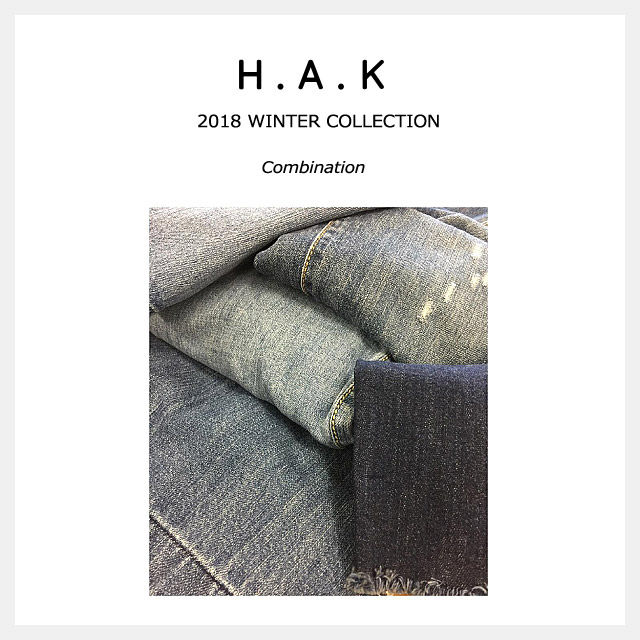 H.A.K WINTER COLLECTION 2018