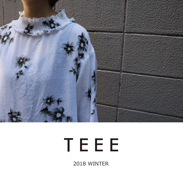 TEEE WINTER COLLECTION 2018
