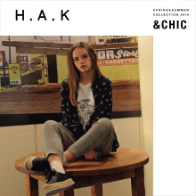 H.A.K SPRING & SUMMER COLLECTION 2019