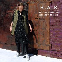 H.A.K AUTUMN & WINTER COLLECTION 2019